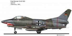 G-91R ED