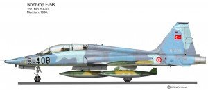 F-5B 408