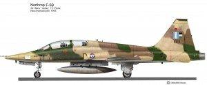 F-5B 609