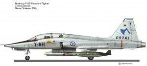 F-5B AH