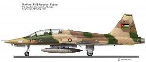 F-5B Jor