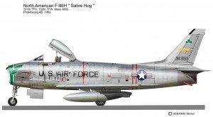 F-86H 101