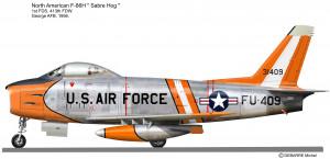 F-86H 1FDS