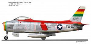 F-86H 413th FDG