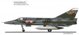 MIRAGE IIIR 33-CO