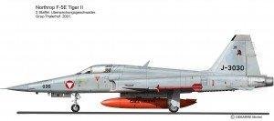 F-5E AUT