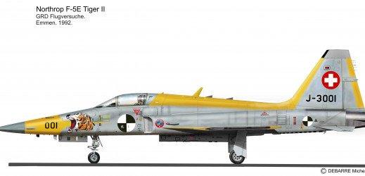 Swiss Tiger II