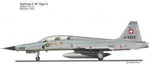 F-5F 203