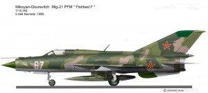MIG-21 67