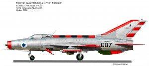 MIG 21 F-13 007 3