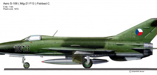 Early Mig-21