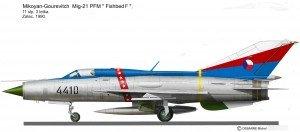 MIG-21 Zat