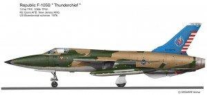 F-105B 76