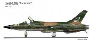 F-105D 069