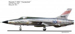 F-105D 22S