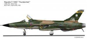 F-105D Pin 1