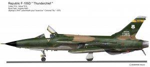 F-105D VIR