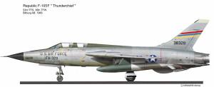 F-105F BIT