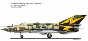 MIG-21 Bis 3SQ