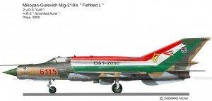 MIG-21 Bis 47