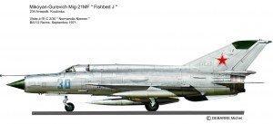 MIG-21 MF 30