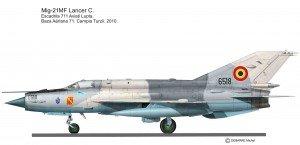 MIG-21 MF 6518