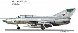 MIG-21MF 1114