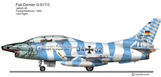 Fiat G-91T