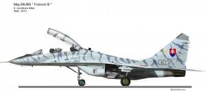 MIG-29 1303