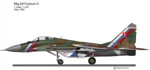 MIG-29 7501