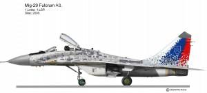 MIG-29 Dij