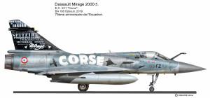 MIR 2000-5 75 corse