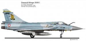 MIR 2000C AS D