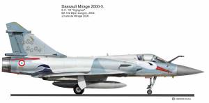MIR 2000C Droit cigogne