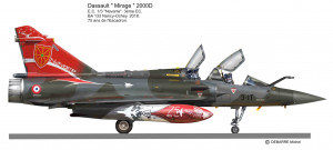 MIR 2000D droit  75 Nava