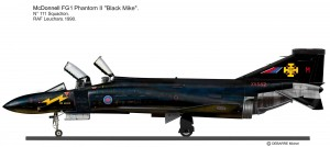 F-4M Black