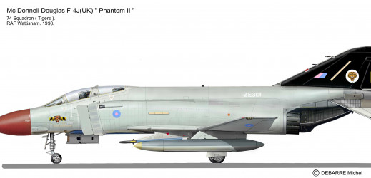 UK F-4′s