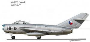 MIG-17PF 18