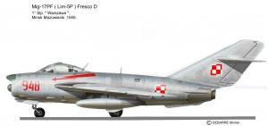 MIG-17PF 948