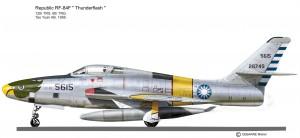 RF-84F Taiw