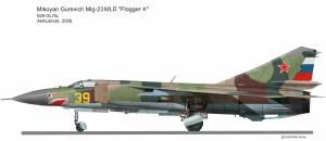 MIG-23 ML Akhtubinsk
