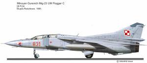 Mig-23 UB 831 28Slp. 3