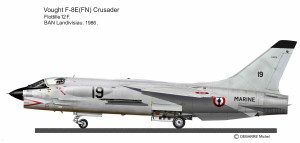 F-8 CRUSADER  12F.