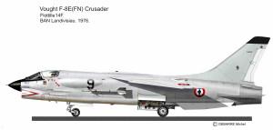 F-8 CRUSADER  14F
