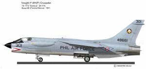 F-8 CRUSADER Phil 1