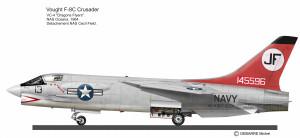 F-8 CRUSADER VC-4 2
