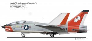 F-8 Crusaqer Bi NATC