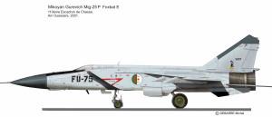 MIG-25PD algerie