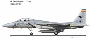 F-15C 32thFS. 2