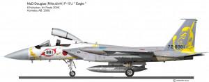 F-15J  Koma 2009